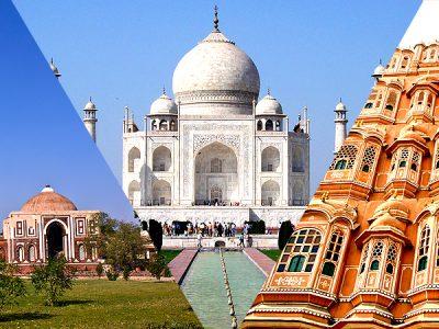 Delhi Agra Jaipur