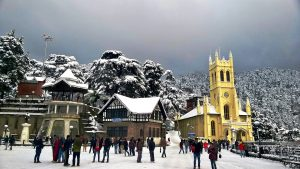 Shimla Christ church
