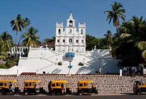Goa Churches