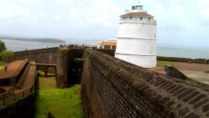 Aguada-Lighthouse-Aguada-Fort GOA